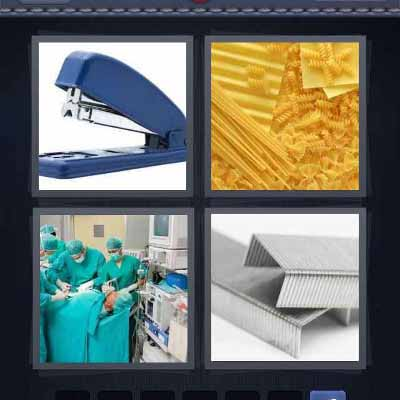 Level 381 - 4 Pics 1 Word Answers
