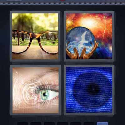 Level 387 - 4 Pics 1 Word Answers
